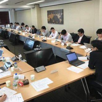 JBA会員向けに「仮想通貨の会計および税務」について勉強会を開催しました